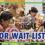 Wait List for Exhibitors