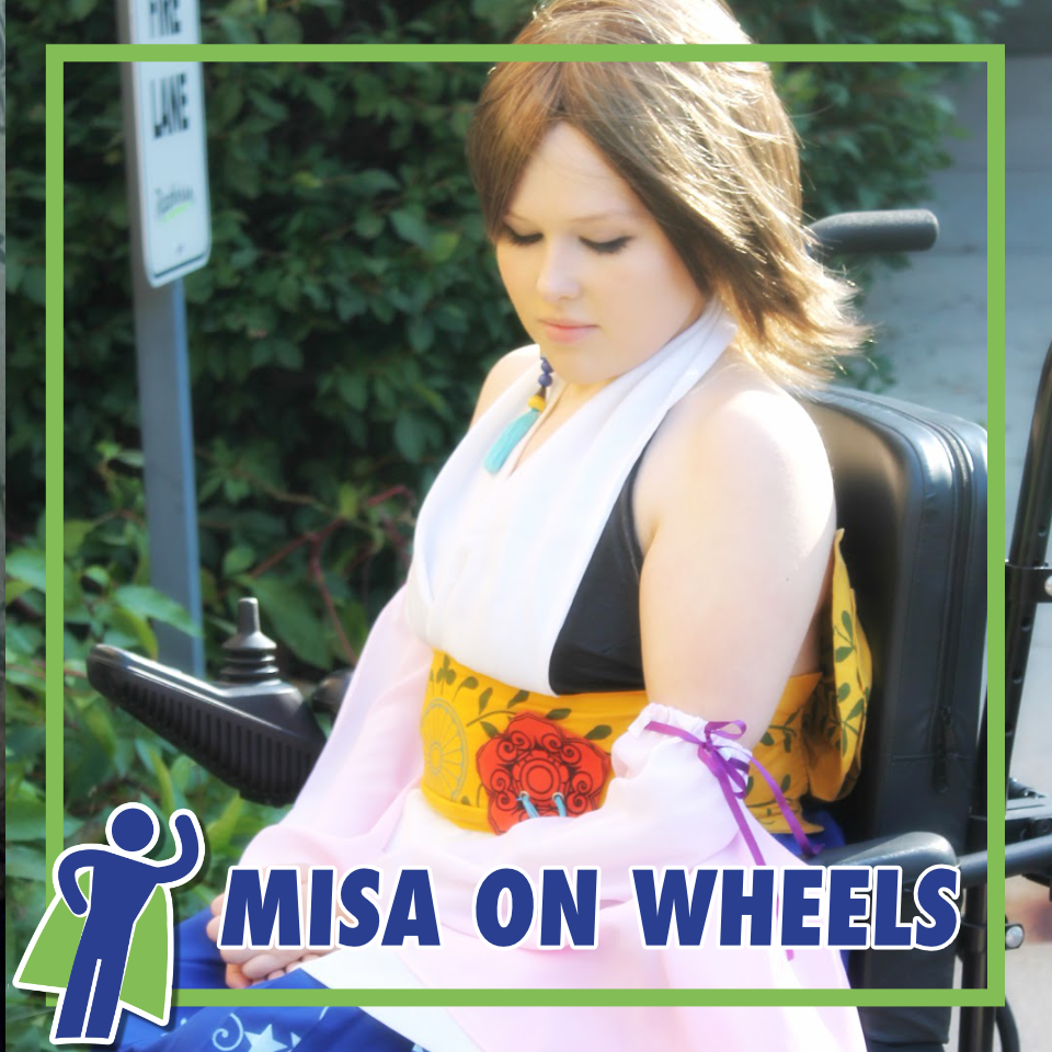 Misa on Wheels