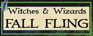 Witches & Wizards Fall Fling Tickets Now Available!