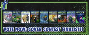 VOTE NOW: Cover Contest Finalists 2018