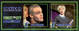 TEAM STARKID: Joe Walker & Lauren Lopez