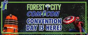 Convention Day Has Arrived!