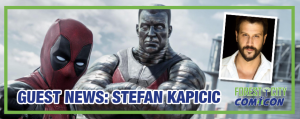 Deadpool's Stefan Kapicic to Headline Forest City ComiCon 2020
