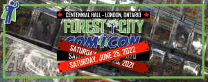 Forest City ComiCon Rescheduled to 2022